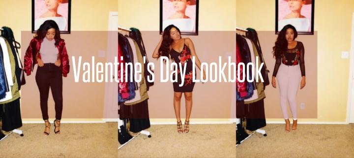 L O O K B O O K: Valentine's DayEdition