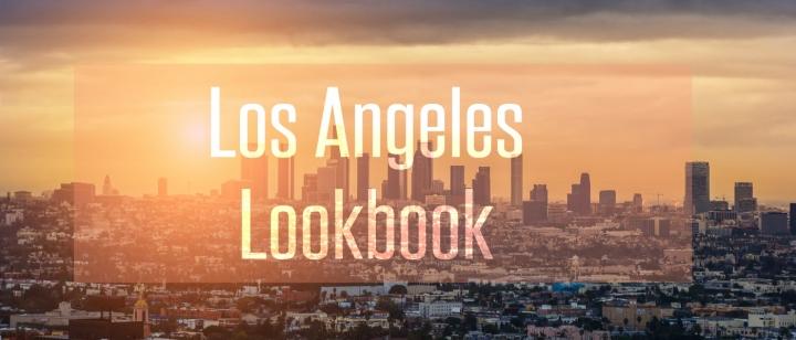 Los Angeles Look Book + Mini housetour!